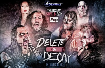 TFG Impact Wrestling Review: Delete or Decay Delivers, Grand Championship rules and more