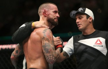 Numbers suggest that the debut of CM Punk Was a huge success for UFC