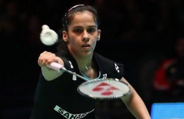 Saina signs two-year deal with IOS