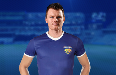 FOREIGN ASSETS: Chennaiyin FC worked hard to make up for the absence of Elano and Mendoza