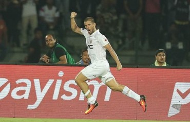 Play-by-Play: ISL Game 4 - Alfaro's brace helps NEUFC beat FC Goa, grab second win in a row