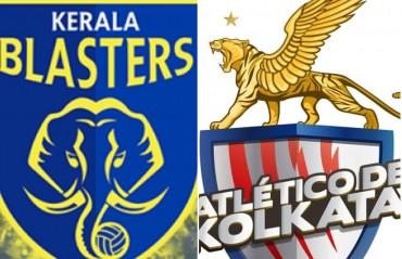 Kochi stadium under-prepared; KBFC & ATK practice on a school ground