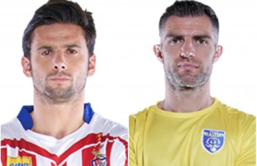 MISSING MARQUEES: Kerala marquee Hughes goes on national duty; ATK's Postiga injured