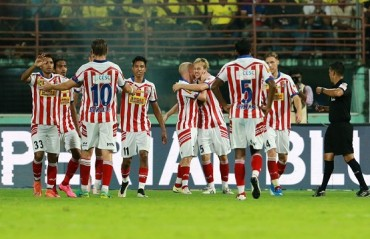 Play-by-Play: ISL GAME 5 - KBFC vs ATK... Lara scores, the visitors sneak through a 0-1 victory