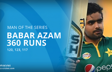 WE TOLD YOU: Hope our FantasyCaptain Babar Azam made your pockets heavy by scoring 3 consecutive tons