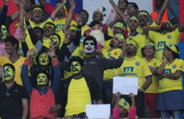 Kerala Blasters fans are not happy with the team management
