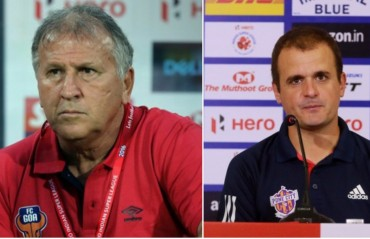 PRE GAME QUIPS: Goa and Pune coaches eye maiden campaign victory above all else