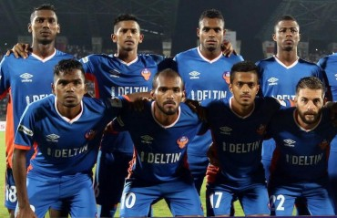 WATCH: FC Goa players are hungry for action; pose for player profile photoshoot