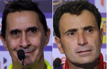 PRE-MATCH QUIPS: Guimaraes says the attack & defence must do well; Molina insists ATK must be at their best
