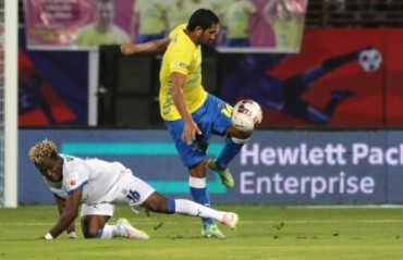 Play-by-Play: Kerala Blasters end 7-game win drought, beat Mumbai City by a solitary goal