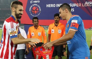 Play-by-Play: Late penalty saves FC Goa from a fourth straight loss as they hold ATK 1-1