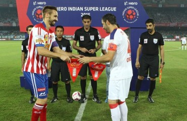 Play-by-Play: Hume's penalty goal gets ATK a win over Delhi Dynamos in tedious contest