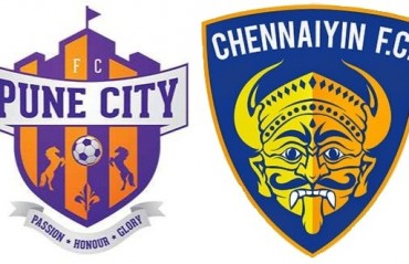 Play-by-Play: Late strike from Anibal salvages a point for Pune City, they hold Chennaiyin 1-1