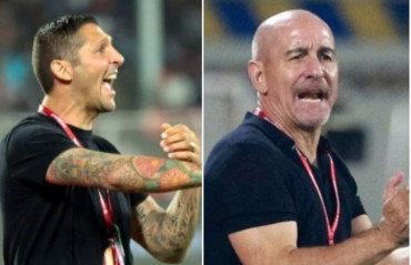 Materazzi rues giving away 2 points, Habas feels Pune were better