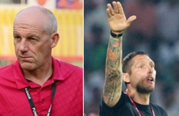 PRE-MATCH QUIPS: Materazzi says team will play with aggressive mentality; Coppell says they are up against the best