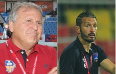 Zambrotta: Pleased with the win; Zico: We still have hope