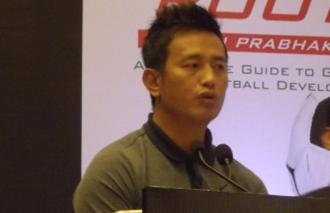 Increase in number of qualified coaches will produce better quality players, says Bhaichung