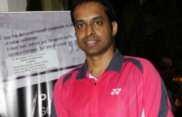 If going to Vimal has made this difference, I have no problems: Gopichand
