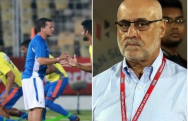PRE-MATCH QUIPS:Will fight till end: Vannucci; Vingada hopes to do better than the last game