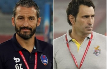 Zambrotta: One point was equivalent to three points; Molina: Lack in intensity allowed them to score