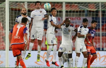Play by Play: Chennaiyin FC forward line fire them to victory; Pune can't make a hattrick of wins