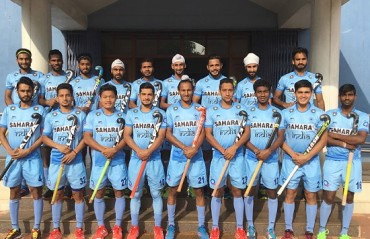Hockey India announces team for the Hockey Junior World Cup Lucknow 2016