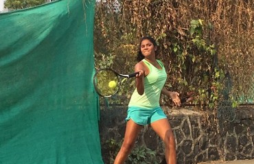 Mumbai's upcoming tennis talent, Shanaya Naik wins the AITA U-16 tournament