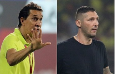 PRE-MATCH QUIPS - Guimaraes: To gain more points is the aim; Materazzi: We can still qualify for the semis