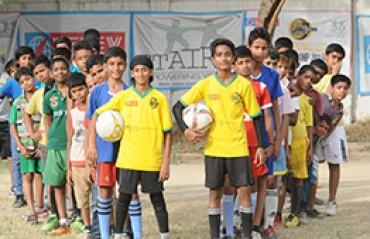 Second season of School football league launched in Delhi