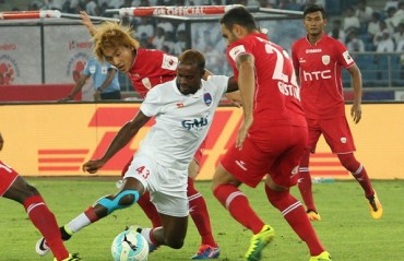 Play-by-Play: NorthEast pull off a huge upset win against Delhi, set up KBFC clash as 'quarter final'