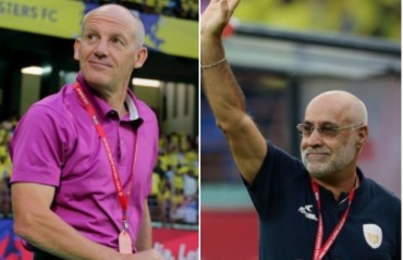 Vingada: Play four foreigners including one Asian player; Coppell: We weren't really under pressure