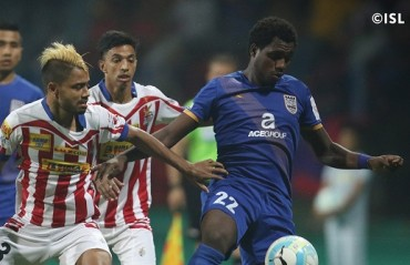 Play by Play: ATK win first leg. Mumbai finish with 10 men but could have been 9