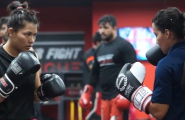 WATCH: SFL Bootcamp Episode 2 – Training hard and chasing glory