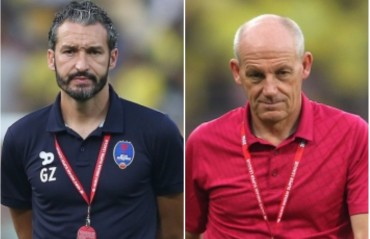 PRE-SEMI QUIPS- Zambrotta calls for positive attitude from his players; Coppell: Refereeing decisions could be a factor
