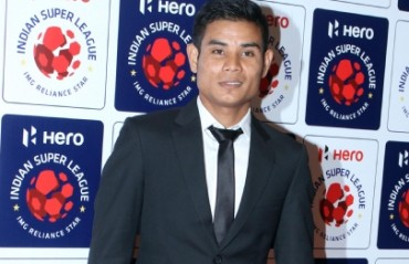 It's all about developing as a player, says Eugeneson about his ISL debut