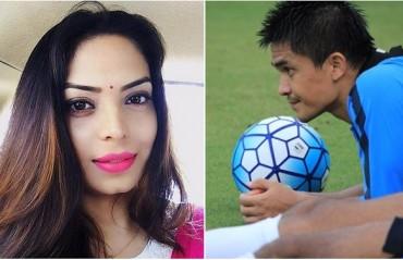 Wedding bells: Captain Sunil Chhetri set to tie knot with girlfriend Sonam
