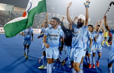 India emerge victorious against Australia, to face Belgium in the Final