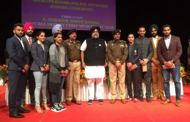 Five hockey players get appointed as DSP in Punjab Police