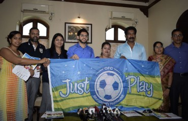 WIFA and Mumbai City FC join hands to launch 'Just Play' grassroot program