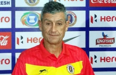 COACH CONTROL: Morgan's second stint at East Bengal is about rejuvenating the club & sealing his legacy