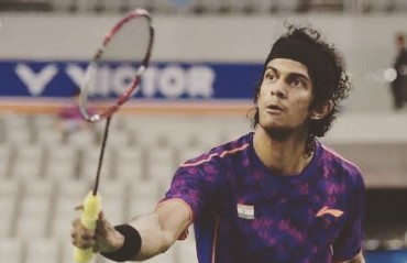WATCH: Ajay Jayaram trains hard ahead of Premier Badminton League 2017
