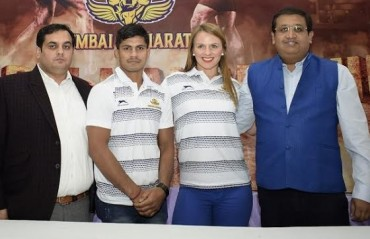 Mumbai Maharathi will retain PWL title, says Olympic champ Erica and coach Ramphal