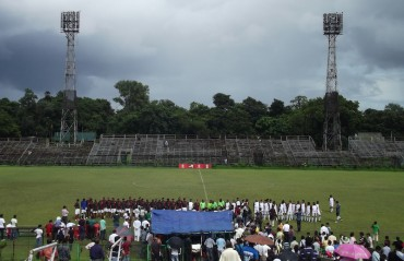 Heavy rain and lightning washes out Mohun Bagan vs Aryan match