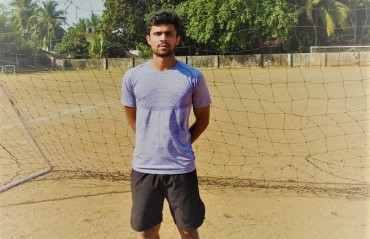 #TFGinterview: Churchill Brothers SC captain Keenan  Almeida wants to do justice to Goan fans' expectations