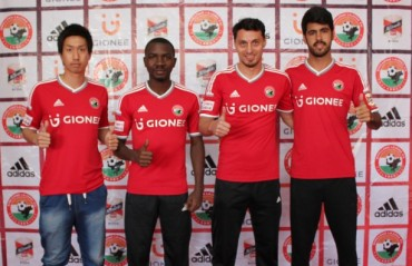 Shillong Lajong secure their 4 overseas signings ahead of I-League 2016-17