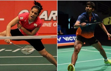 Srikanth's dominance & Saina's trump help Awadhe Warriors enter the SF; beats Bengaluru 4-3