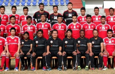 INDIAN ACES: Shillong Lajong's home-grown young guns are a long-term promise