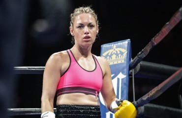 Heather Hardy fight pulled from Invicta FC 21, Elizabeth Phillips gets a spot on the card