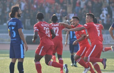 Play-by-Play: Late drama as Aizawl FC snatch 3 points from Minerva - #AFCvMPFC