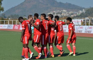 Play-by-Play: Aizawl FC claim the season's first NE Derby, overcome Lajong 2-1 as the visitors miss a penalty